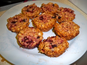 Oat Berry Cookies / louisabellissima