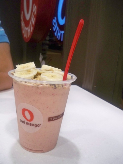 Red Mango / Spoonable Strawberry Banana